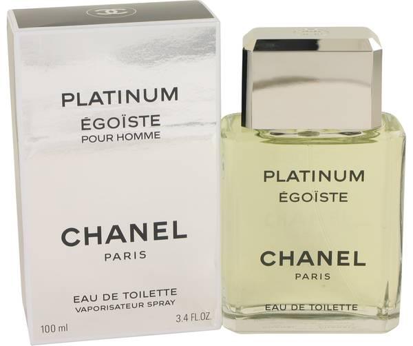 Egoiste Platinum Cologne