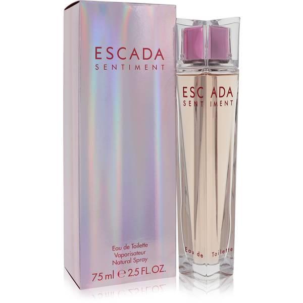 Escada Sentiment Perfume By Escada Fragrancexcom
