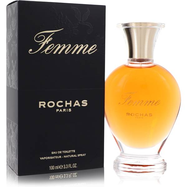 femme rochas perfume for women by rochas. Black Bedroom Furniture Sets. Home Design Ideas