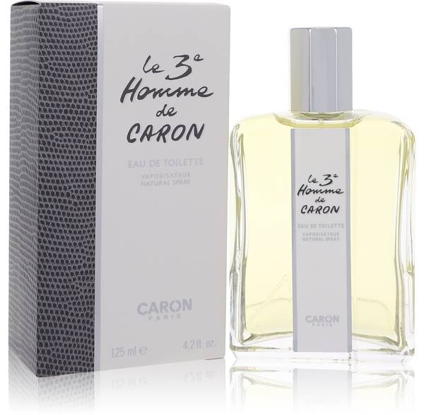 Caron # 3 Third Man Cologne