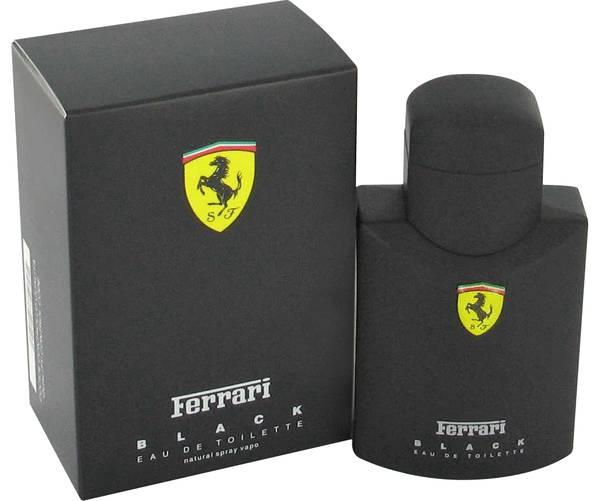 Ferrari Black Cologne