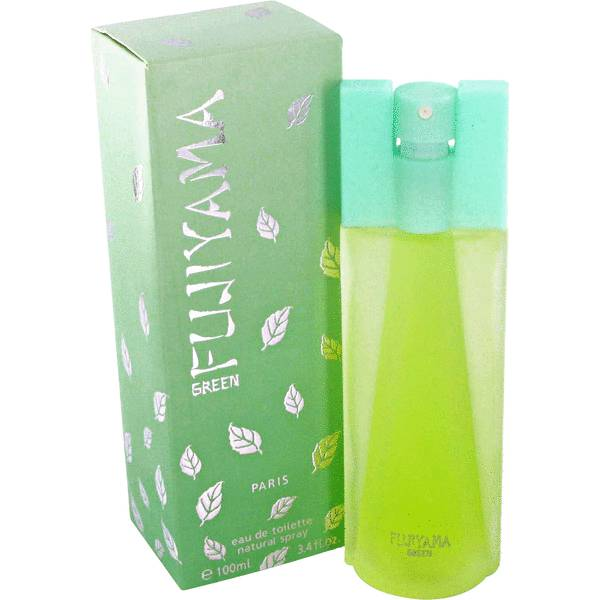 Fujiyama Green Perfume