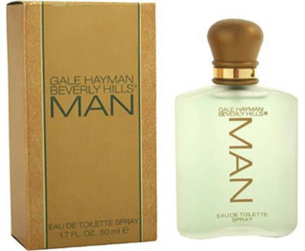 Gale Hayman Man Cologne