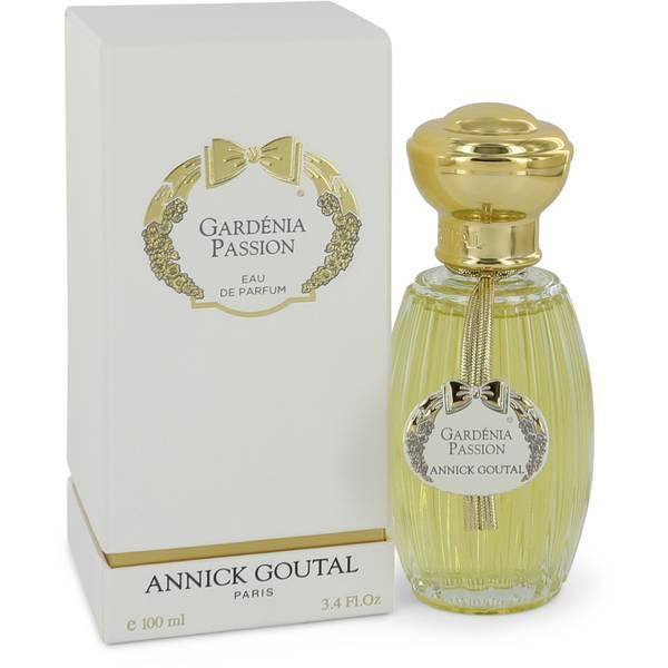 Gardenia Passion Perfume