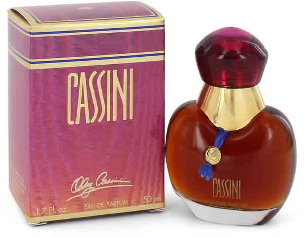 Cassini Perfume