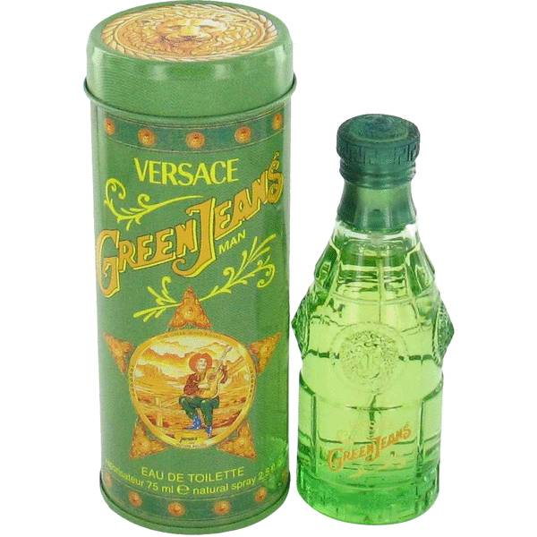 Green Jeans Cologne