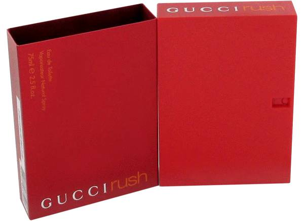 Gucci Rush Perfume By Gucci for Women