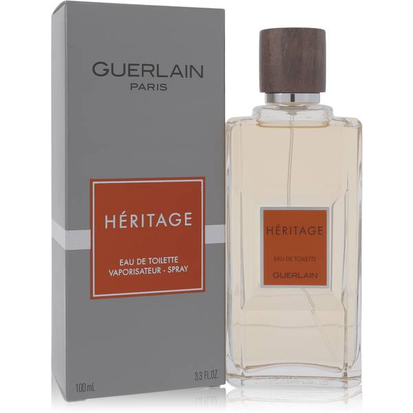Heritage Cologne By Guerlain Fragrancexcom