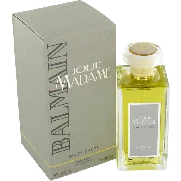 Jolie Madame Perfume