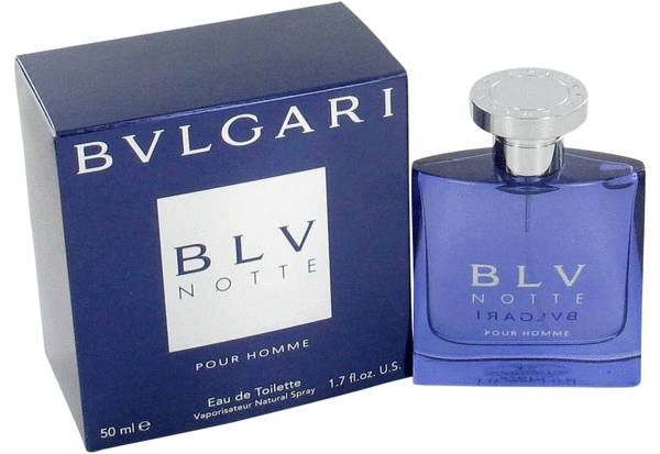 Bvlgari Blv Notte Cologne By Bvlgari for Men