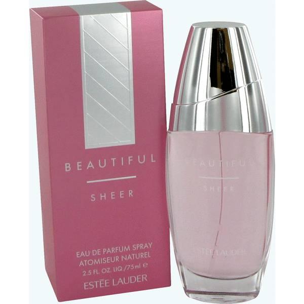 Beautiful Sheer Perfume for Women by Estee Lauder