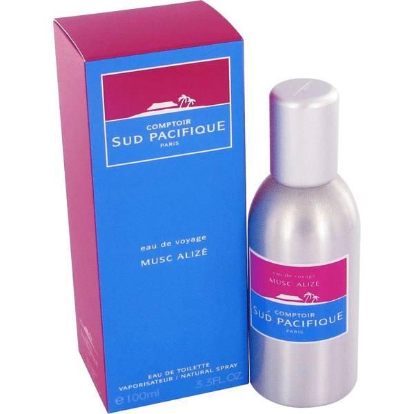 Comptoir Sud Pacifique Musc Alize Perfume