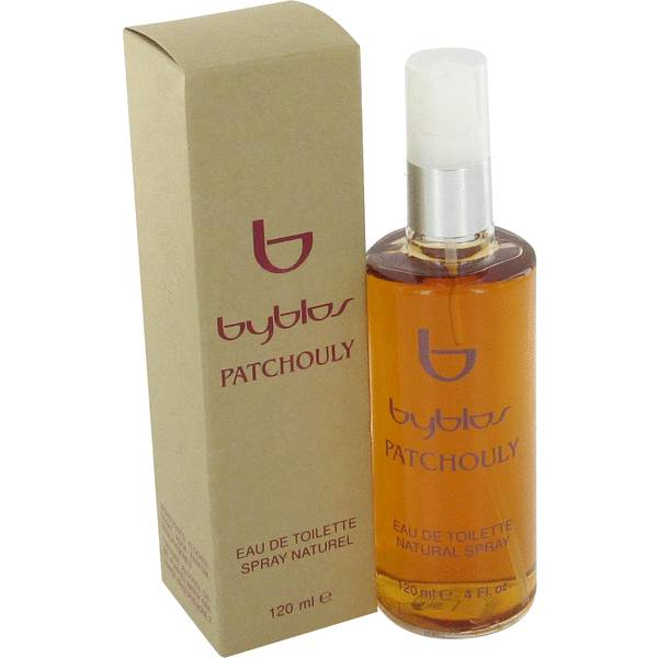 Byblos Patchouly Perfume