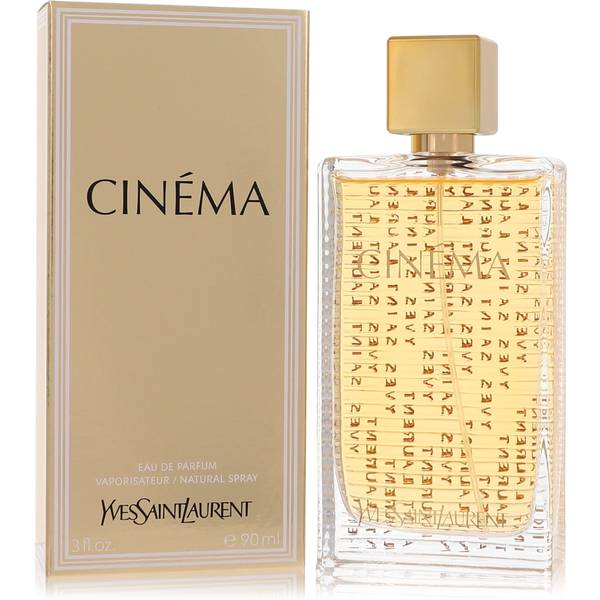 Cinema Perfume By Yves Saint Laurent Fragrancexcom