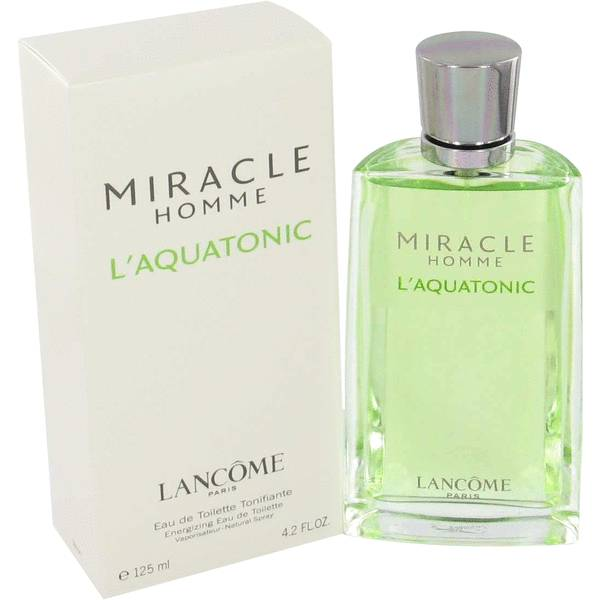 Miracle L'aquatonic Cologne