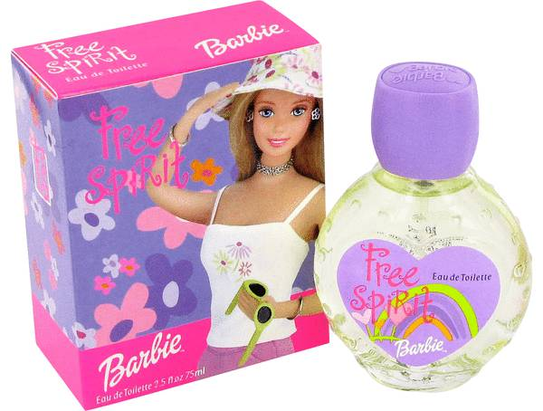 Barbie Free Spirit Perfume