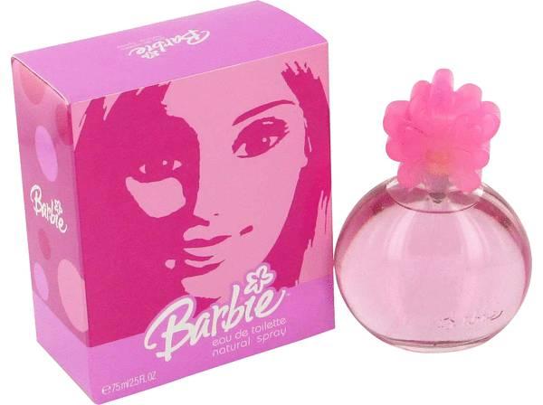 Barbie Pink Perfume