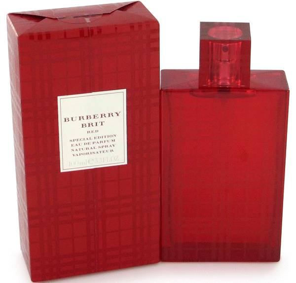Burberry Brit Red Perfume