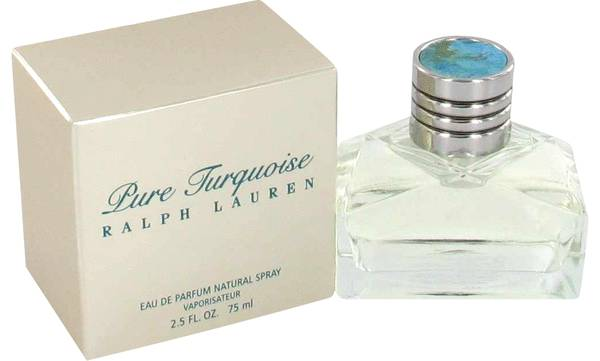 Pure Turquoise Perfume