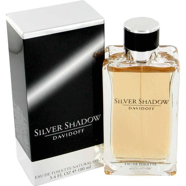 Silver Shadow Cologne By Davidoff Fragrancexcom