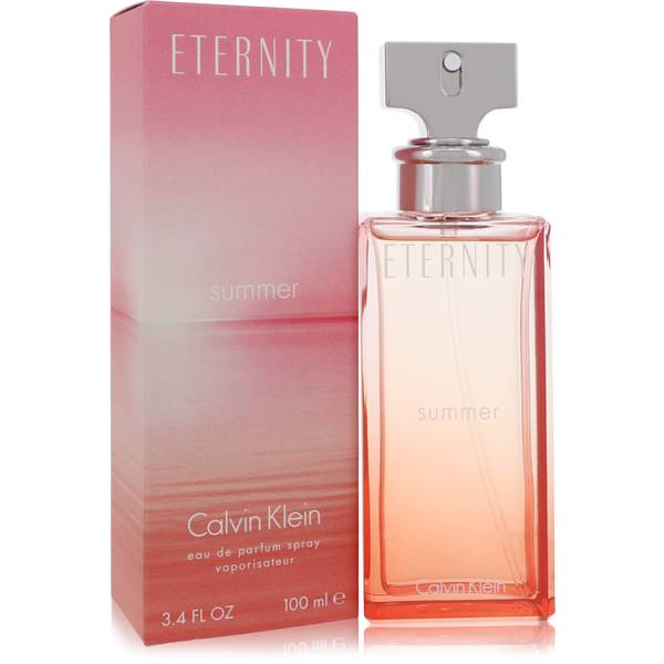 Eternity Summer Perfume By Calvin Klein For Women