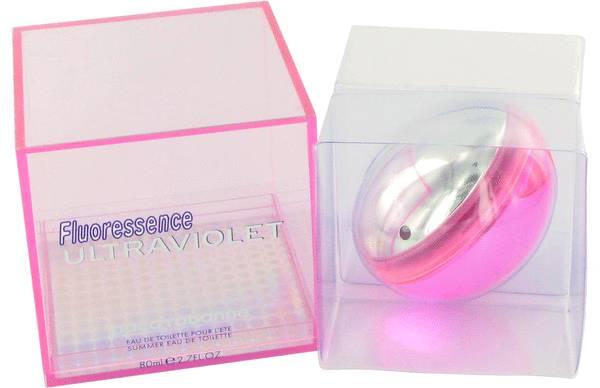 Ultraviolet Fluoressence Perfume
