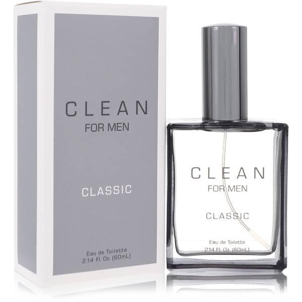 Clean Men Cologne
