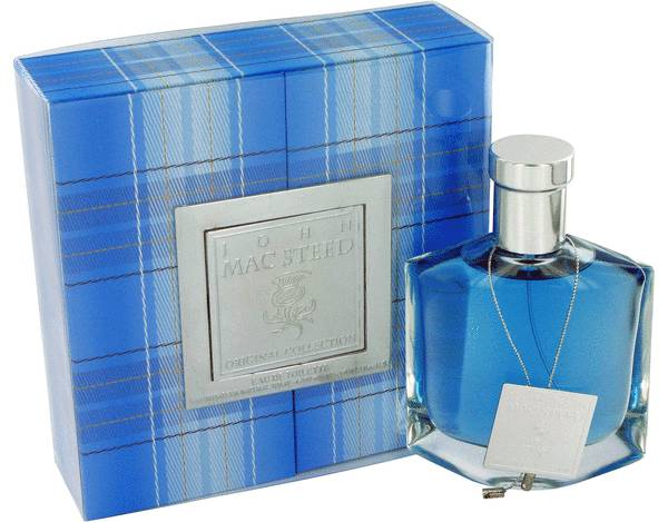John Mac Steed Blue Cologne
