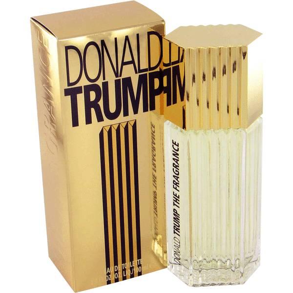 Donald Trump Cologne