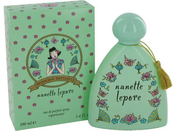 Shanghai Butterfly Perfume