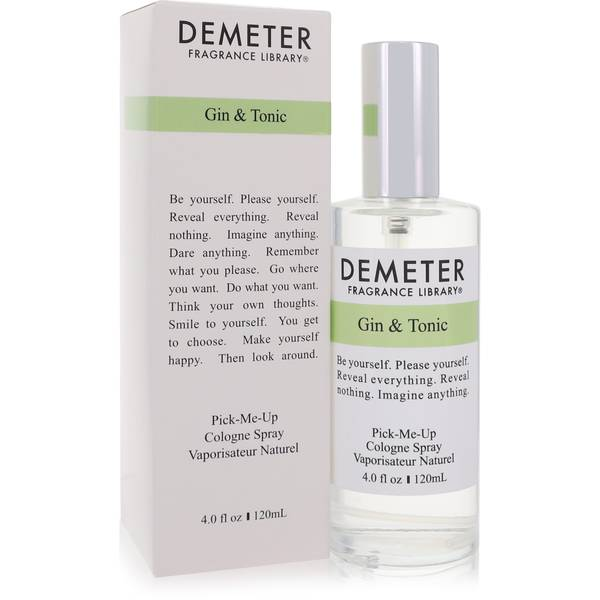 Demeter Gin & Tonic Cologne