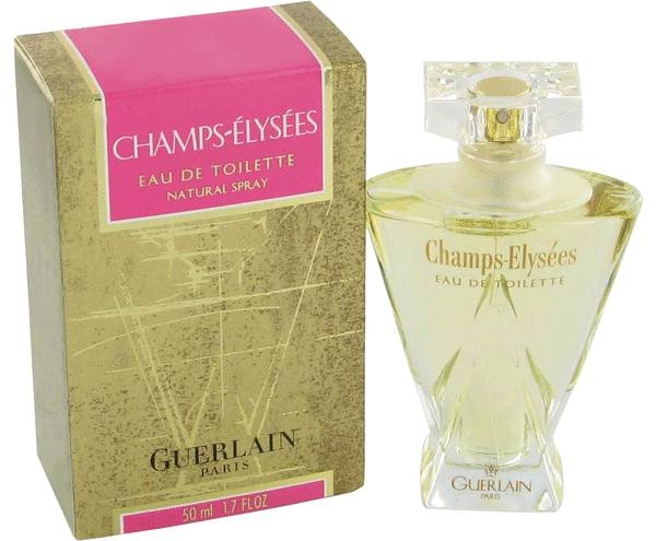 champs elysees perfume for women by guerlain. Black Bedroom Furniture Sets. Home Design Ideas