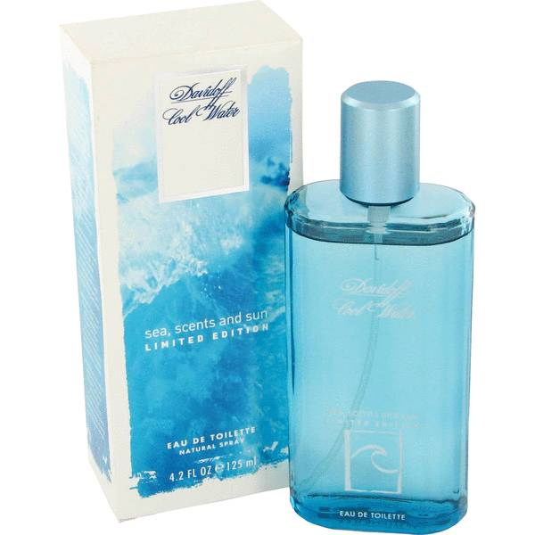 Cool Water Sea Scents And Sun Cologne