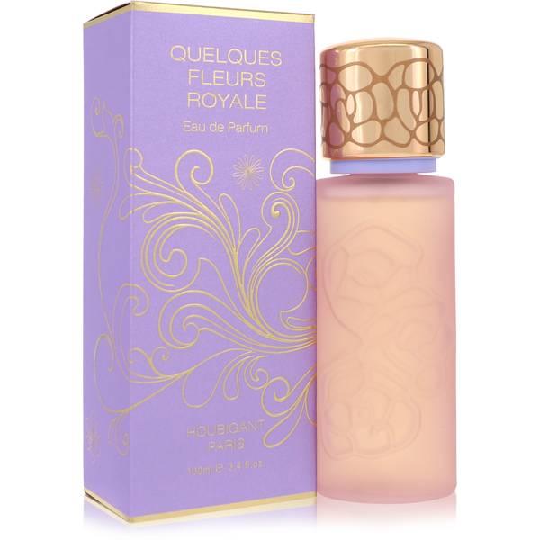 Quelques Fleurs Royale Perfume