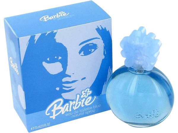 Barbie Blue Perfume