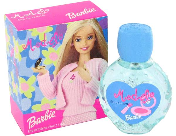 Barbie Modelo Perfume