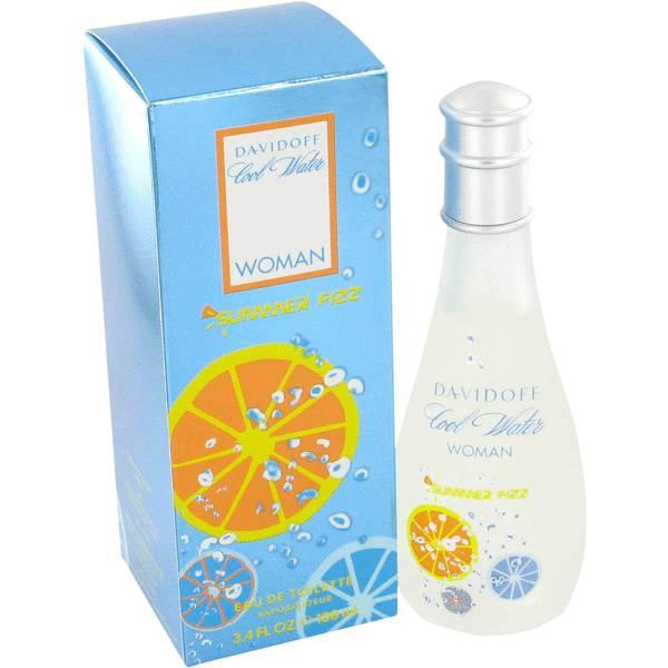Cool Water Summer Fizz Perfume