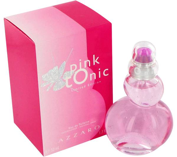 Pink Tonic Perfume