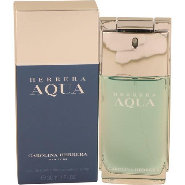 Herrera Aqua Cologne