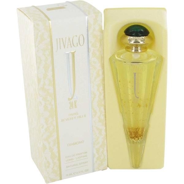 Jivago 24k Diamond Perfume