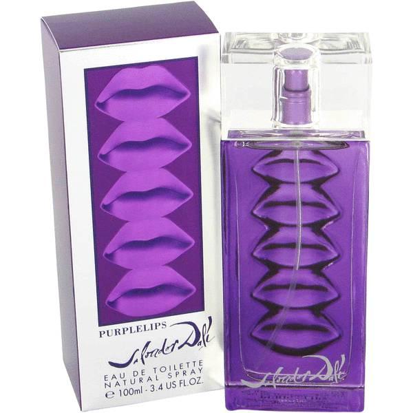 Purple Lips Perfume