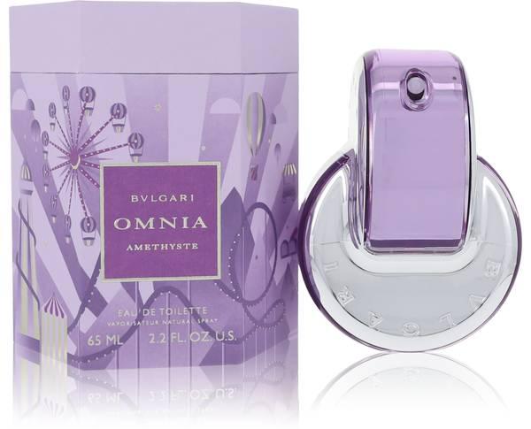 Omnia Amethyste Perfume Bvlgari Fragrancex