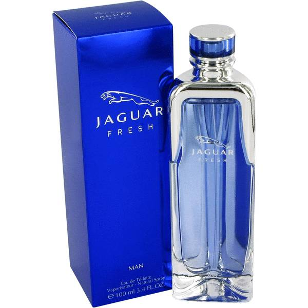 Jaguar Fresh Cologne