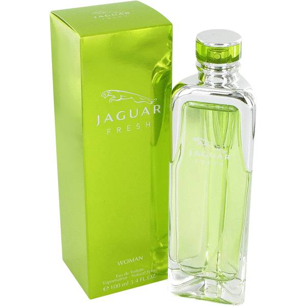 Jaguar Fresh Perfume