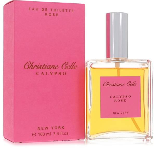 Calypso Rose Perfume
