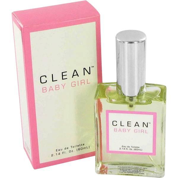 Clean Baby Girl Perfume