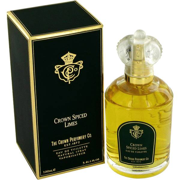 Crown Spiced Limes Cologne