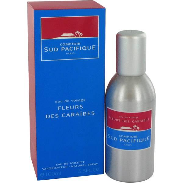 Comptoir Sud Pacifique Fleurs De Caraibes Perfume