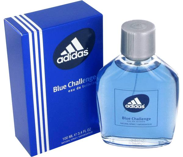 Men Blue Cologne Adidas By For Challenge H9DEI2