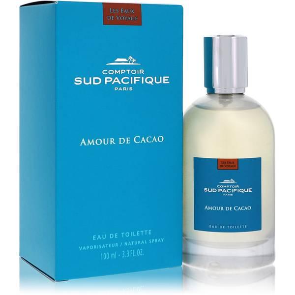 Comptoir Sud Pacifique Amour De Cacao Perfume